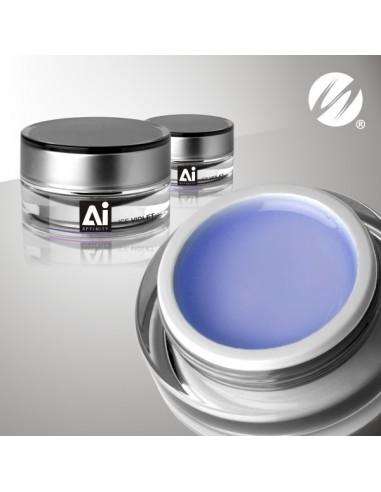Gel UV AFFINITY Ice Violet 15gr