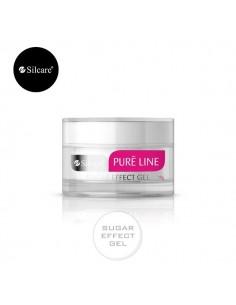 Gel UV Pure Line Sugar Effect Alb 10g