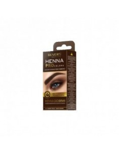 Vopsea de gene si sprancene Henna Revers Pro Colors