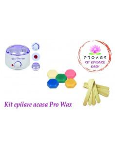 Kit  Epilare acasa PRO Wax