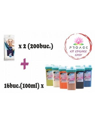 Kit Consumabile Epilare - Promo
