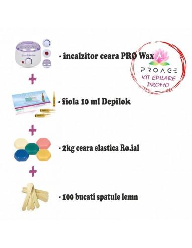 Kit Epilare - PROWax 5