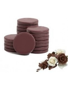Ceara dischete traditionala normala 1KG  Roial Italia - Ciocolata