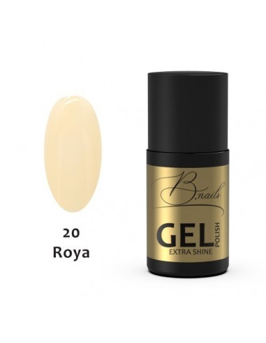 Gel Polish Extra Shine 20 Roya