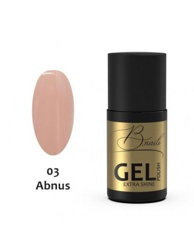 Gel Polish Extra Shine 03 Abnus