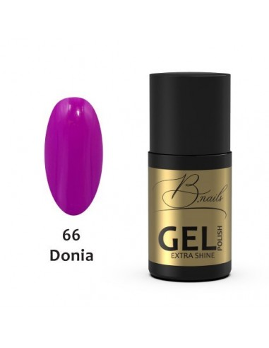 Gel Polish Extra Shine 66 Donia