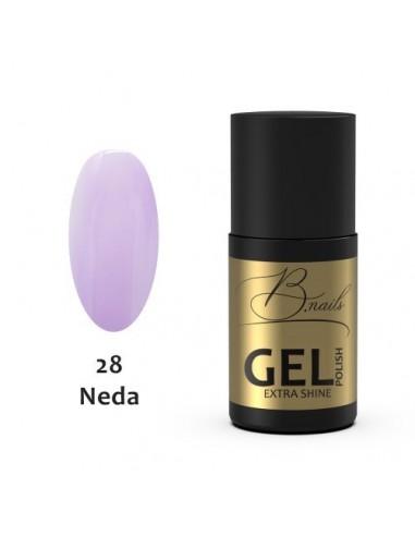 Gel Polish Extra Shine 28 Neda