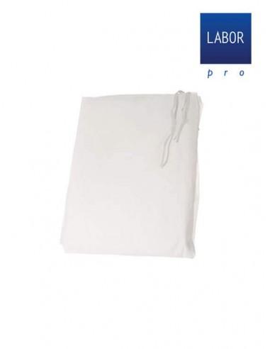 Cearceaf de pat cu elastic -ALB