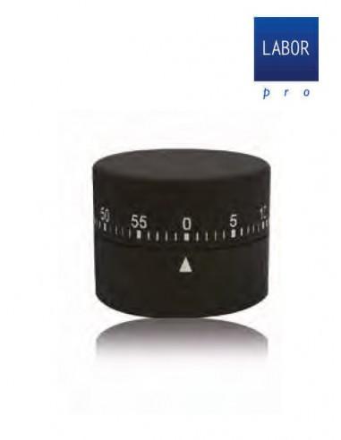 Timer cilindric negru – Labor Pro