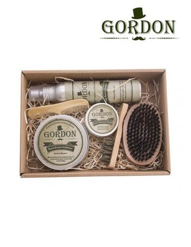 Set îngrijire GORDON pentru barbă și mustață