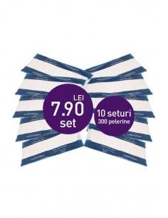 10 SETURI PELERINE UNICĂ FOLOSINȚĂ (300 BUC.) – ROIAL ITALIA