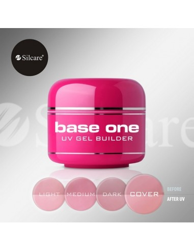 Gel uv Base One Cover 50g