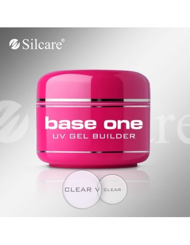 Gel uv Base One Clear - V 30g