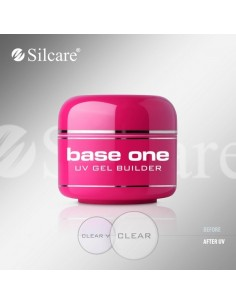 Gel uv Base One Clear 50gr
