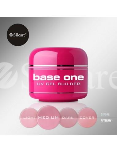 Gel uv Base One Cover Medium 50g