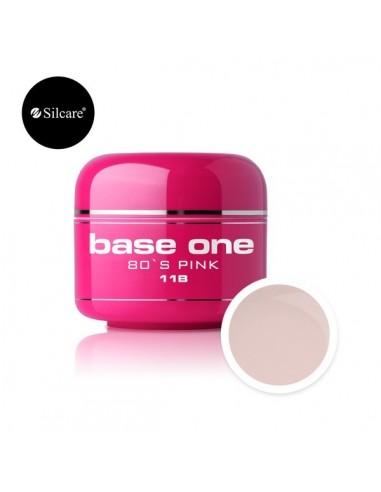Gel uv Base One Color 80's Pink 5g
