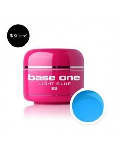 Gel uv Base One Color Light Blue 5g