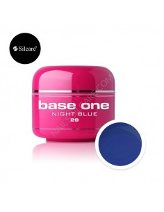 Gel uv Base One Color Night Blue 5g