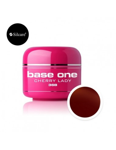 Gel UV Color Base One 5g Cherry-lady