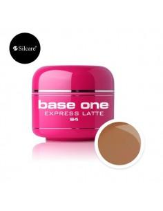 Gel uv Color Base One Silcare Clasic Express Latte
