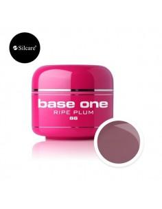 Gel uv Color Base One Silcare Clasic Ripe Plum 5g